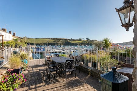 Salcombe waterfront property