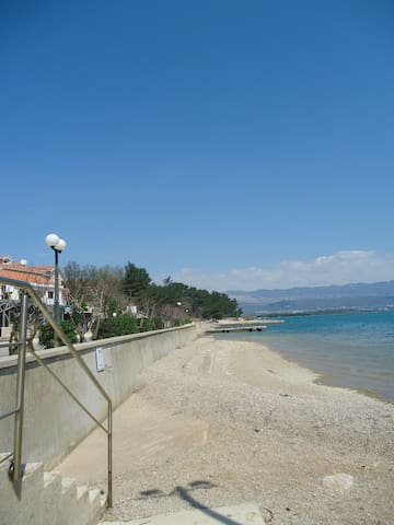 ApartmentsAnja 15meters far from the sea