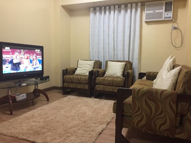 Homey stay at Avida Towers San Lazaro - 1BR Unit