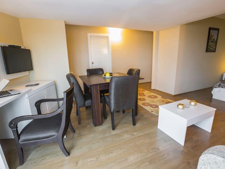 Arsen Hotel - Deluxe Room