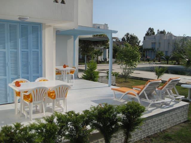 Prachtig vakantiehuis vlak bij zee.