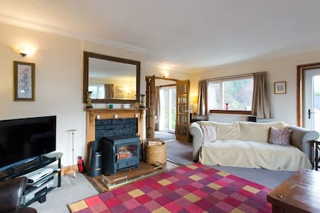 Parth Galen B&B Twin room - Plockton