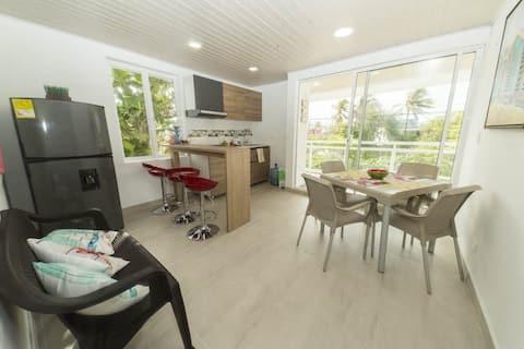 Clau's Houses - Apartment/ Apartamento - San Luis