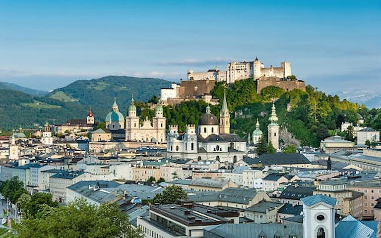 Sights / Mozart / Sound of music SALZBURG