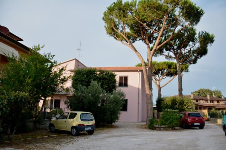 Appartamento in Colonica nella campagna Toscana