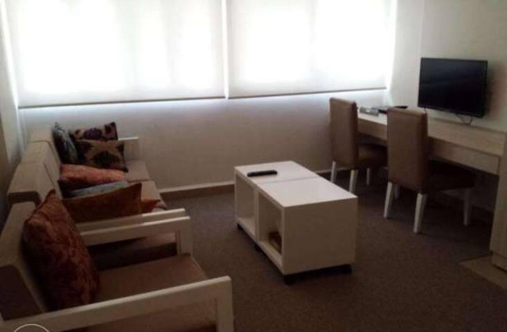 A first class studio
