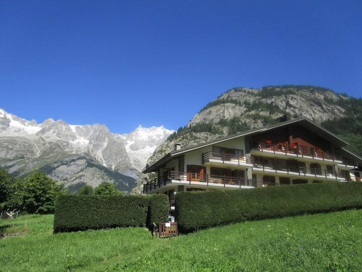 Mont Blanc Studio