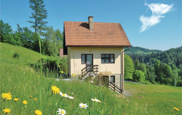 Holiday cottage with 2 bedrooms on 51 m² in Mala Bystrice