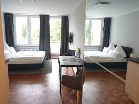 Business Serviced Apartment