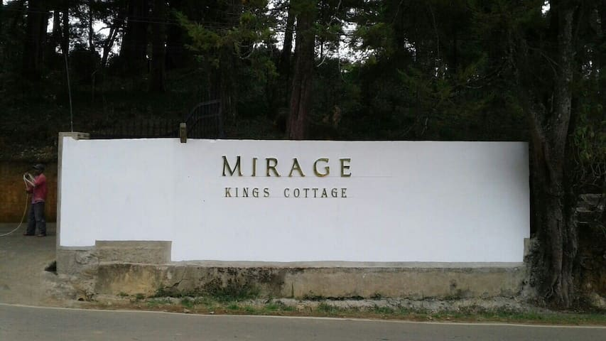 Mirage Kings Cottage Nuwara Eliya - Nuwara Eliya - House