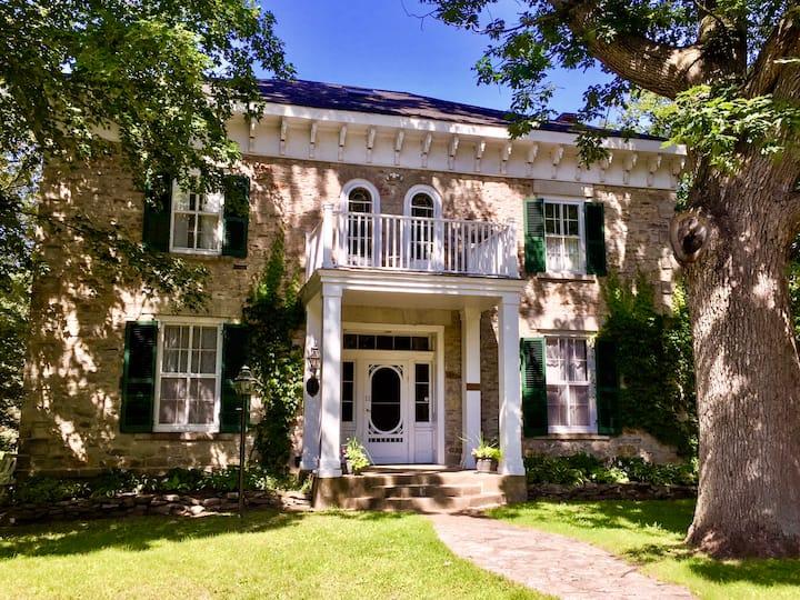 Create lasting memories in a historical manor