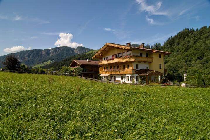Ferienwohnung Schatzbergblick in der Wildschönau