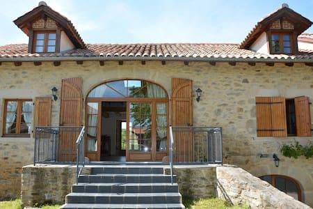 Gîte à la campagne - Sousceyrac - Haus