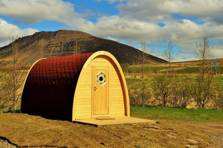 Fossatún Camping Pods - Camping Pod