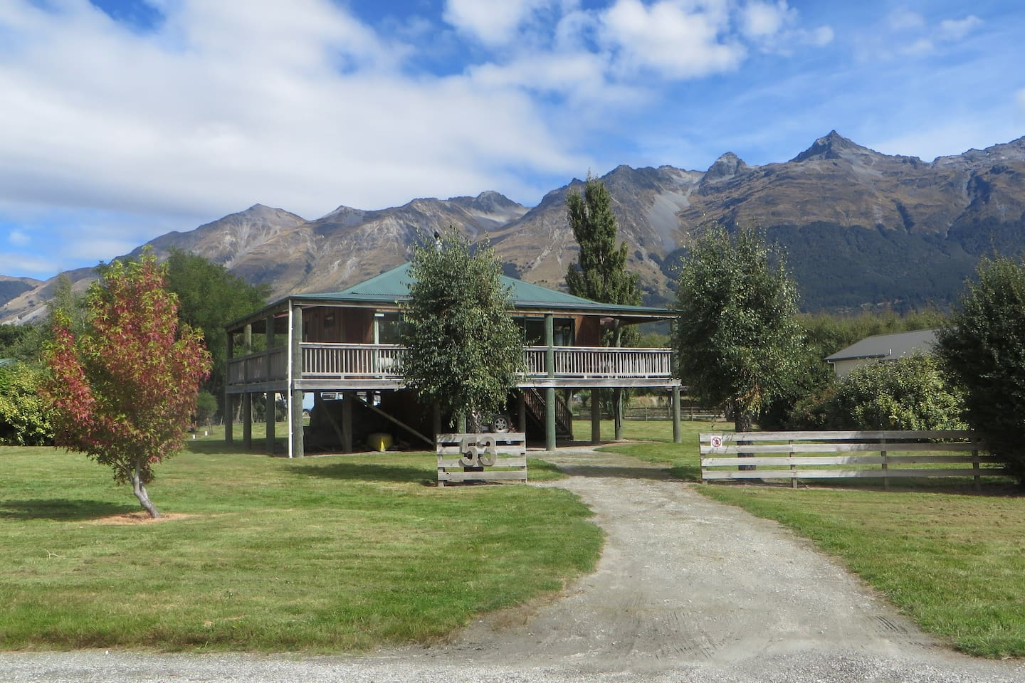 Glenorchy Crib / Bach / Holiday Home