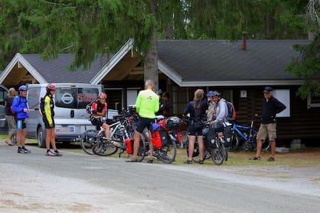 Holiday Village Timitraniemi - Lieksa - Zomerhuis/Cottage
