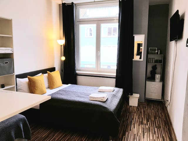 new appartement2 for two near weser