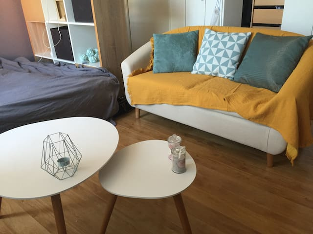 Studio cocooning, chaleureux dans quartier calme - Toulouse - Lägenhet