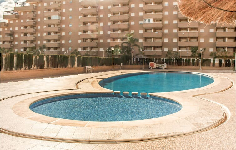 Holiday apartment with 2 bedrooms on 60m² in Oropesa del Mar