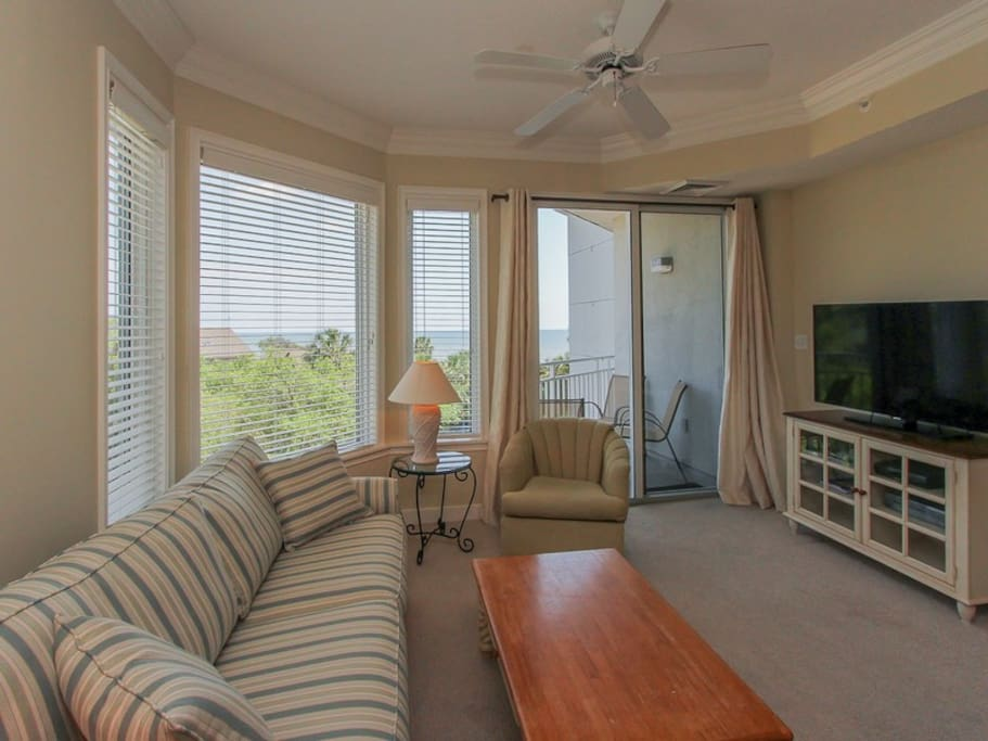 Living Room at 2313 Sea Crest