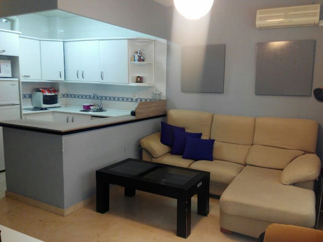 Apartamento Confortable con Wi-Fi - Córdoba - Departamento
