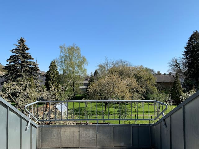In den Gärten
