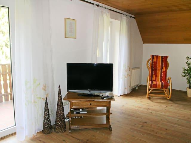 Ferienhof Kuhberg 4570.1 - Kronach - Appartement