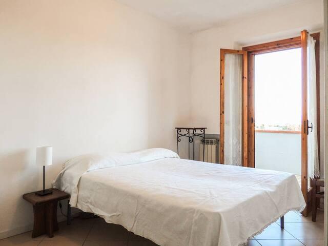 Bedroom #2 (with terrace)
