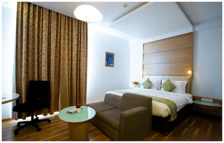 MAP - Deluxe Double Room