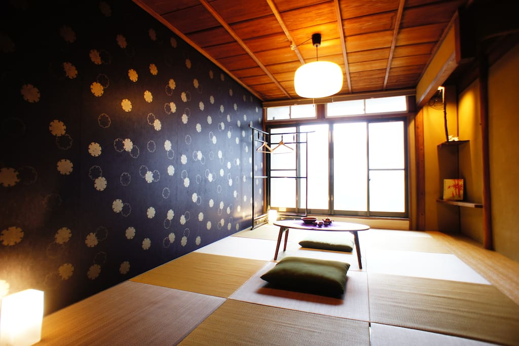 Private room in Japanese style