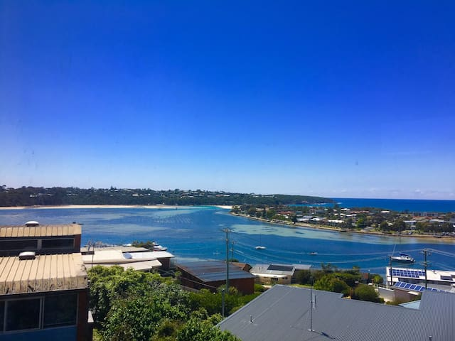 A VIEW TO DIE FOR!!! - 梅林布拉(Merimbula) - 公寓