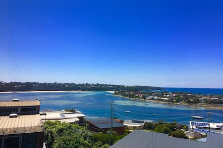 A VIEW TO DIE FOR!!! - Merimbula - Daire