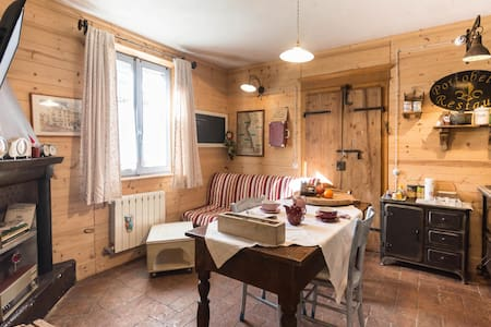 Bed & Breakfast Portobello appartamento Principi - Cosio Valtellino - Bed & Breakfast