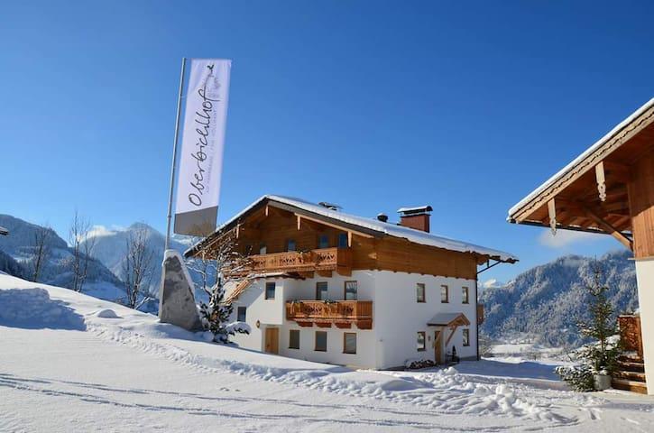 Gemütliche Ferienwohnungen am Oberbichlhof - Sankt Johann im Pongau - Apartment