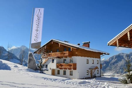 Gemütliche Ferienwohnungen am Oberbichlhof - Sankt Johann im Pongau