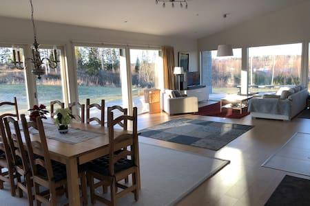 Lovely modern countryside home