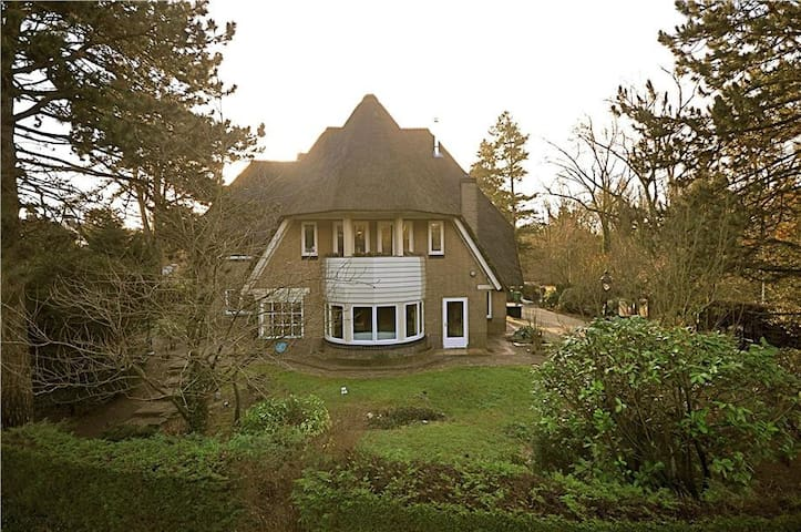 Luxury villa close to Amsterdam and the beach - Overveen - House