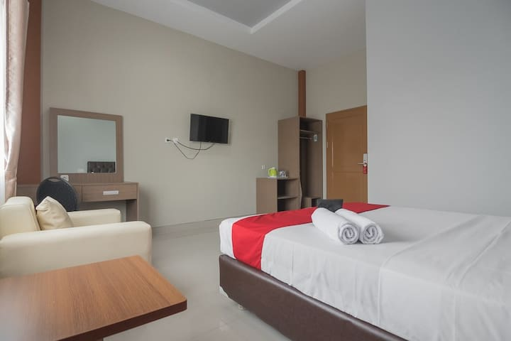 Spacious Room near Mahakam Lampion Garden