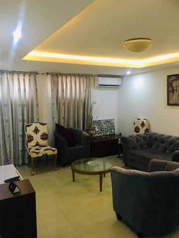 Fresh 3Bedroom House by Eko Hotel Victoria Island