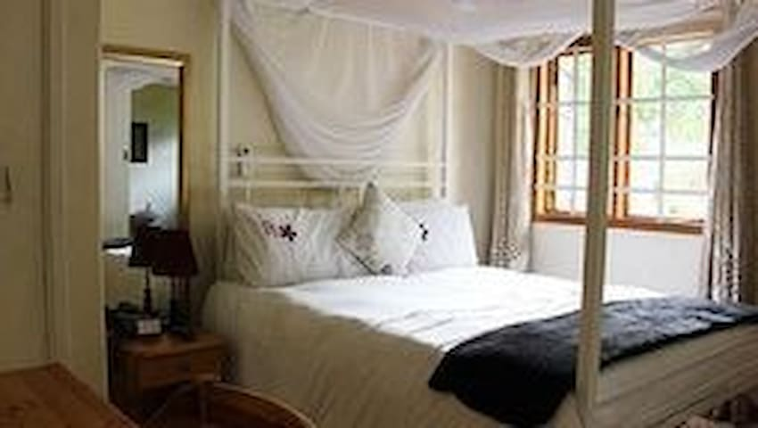 ANNIES LODGE ZOMBA; A HOME AWAY FROM HOME.