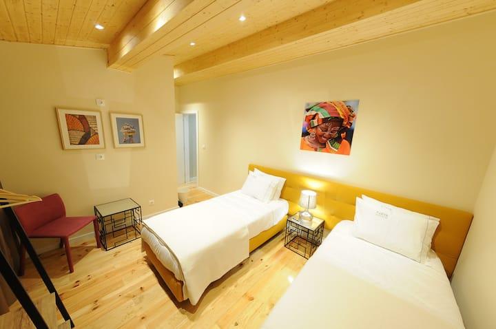 NAYA - Downtown Guesthouse - Suite Moçambique