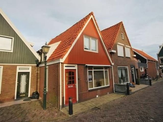 Typical house, near Amsterdam