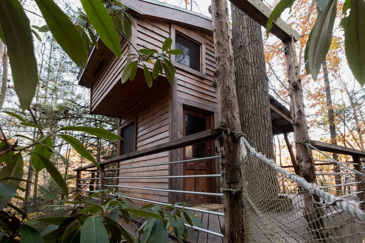 Sylvan Float Treehouse