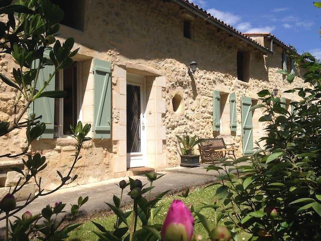 Holiday home la maison de la pimpine - Lignan-de-Bordeaux - Casa