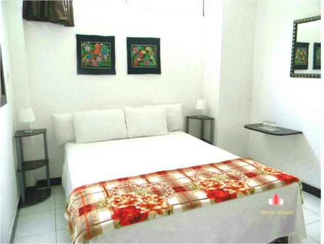 Habitacion doble por semana - Bahia de Caraquez