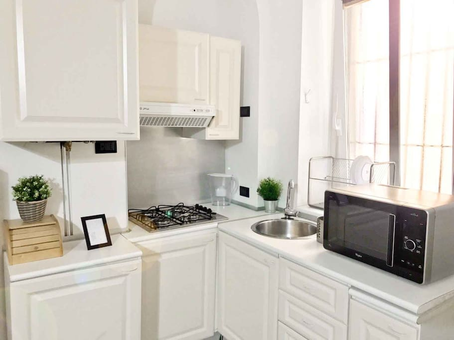 Cucina (Kitchen)