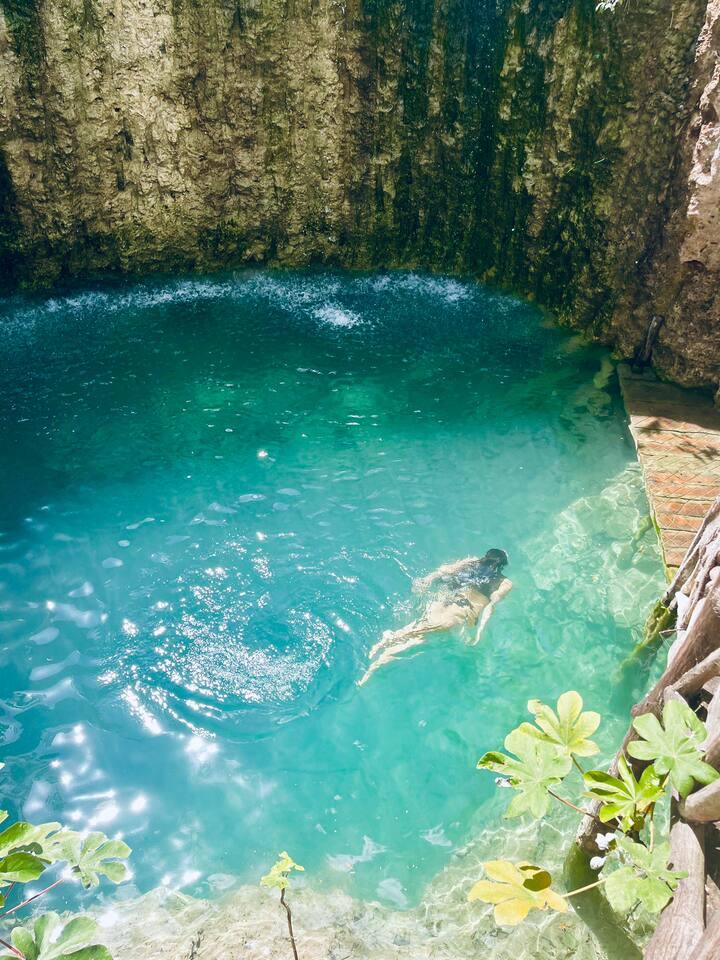 Villa Xnuuk @Nuuku 🌿 Private Cenote