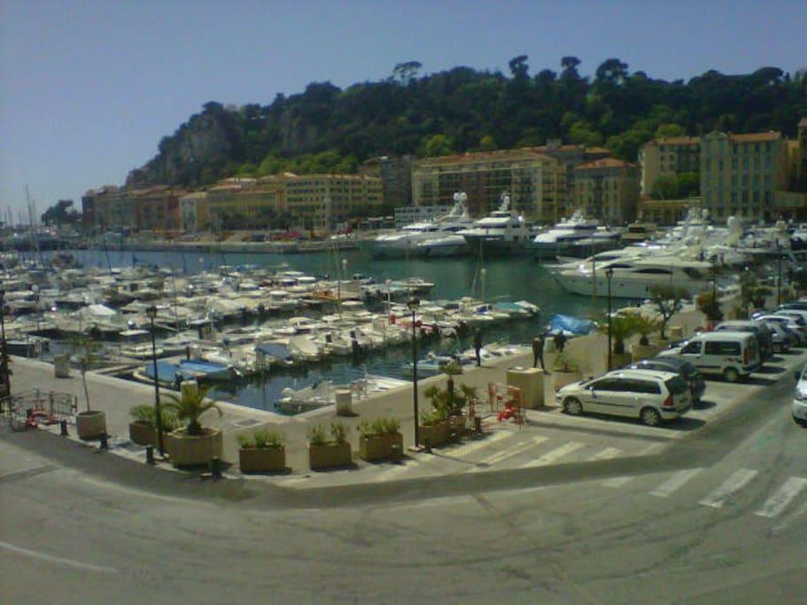 Nice Harbour - Port de NIce
