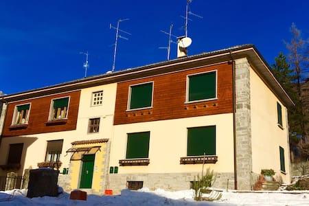 Bardo House      accogliente appartamento - Varzo - Apartament