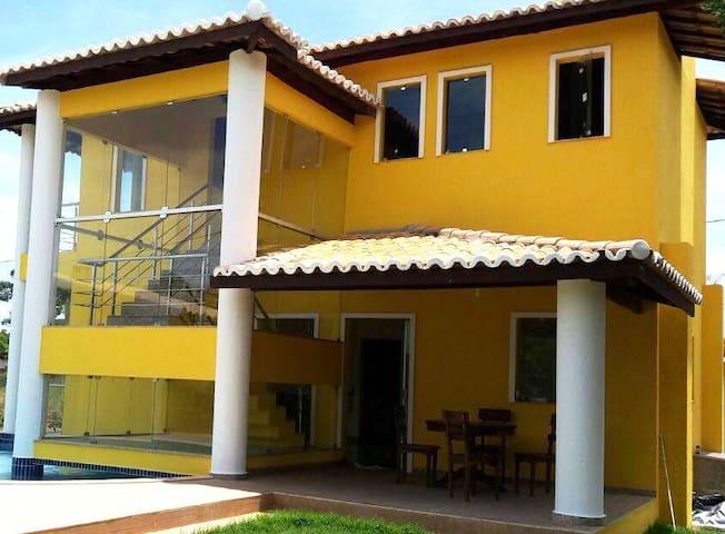 Casa com Piscina - Arraial D'Ajuda - Condominium